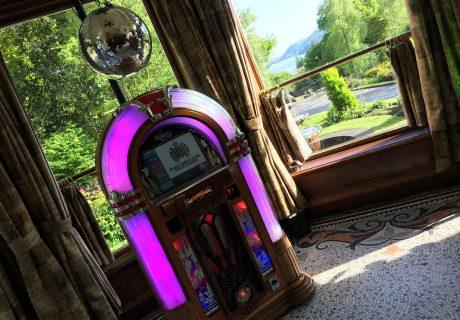 Jukebox Hire - Jukebox Hire Cumbria & North West - Timewarp Jukeboxes