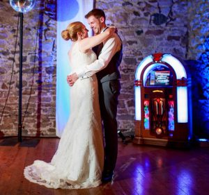 Wedding Jukebox Hire - Timewarp Jukeboxes, Ulverston, Cumbria